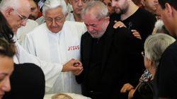 Lula: 'Marisa morreu triste por causa da imbecilidade dos