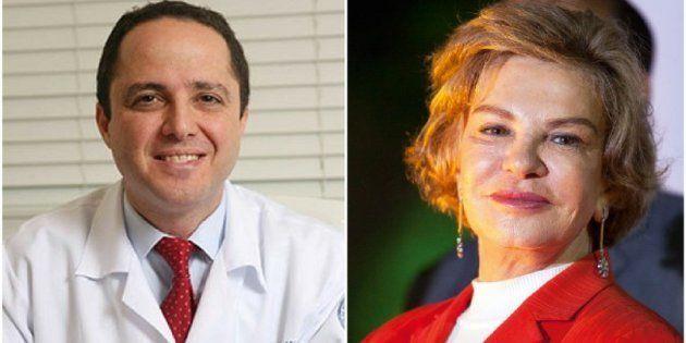 Roberto Kalil repudia vazamento de dados médicos de Marisa