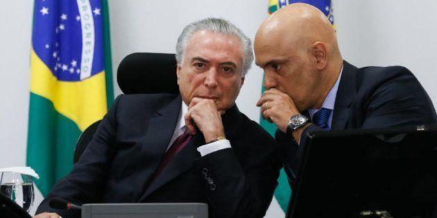 Sabatina de Moraes, indicado pelo presidente Michel Temer, está prevista para o próximo dia