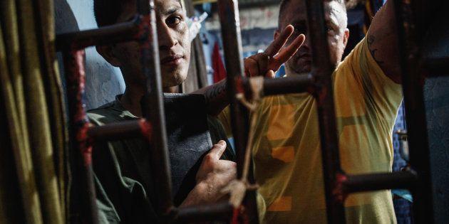 Penitenciária Desembargador Raimundo Vidal Pessoa, em Manaus