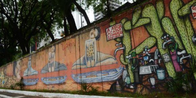 Doria sanciona 'Lei Antipichação', e grafite em São Paulo agora só com