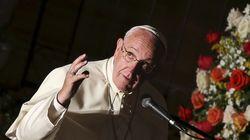 Se é para ser católico hipócrita, é melhor ser ateu, diz Papa