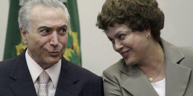 Odebrecht confirma doação ilegal à chapa Dilma-Temer em