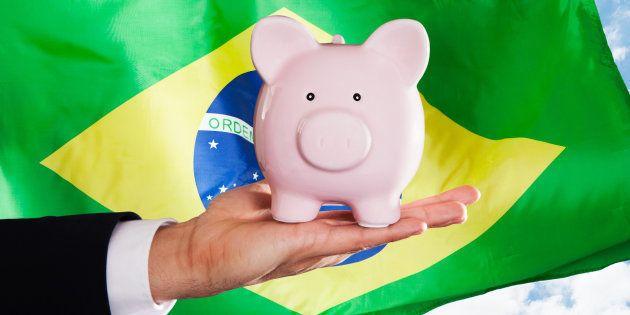 Brasil tem a maior r ecessão da história, de acordo com