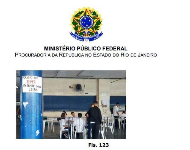 Em ação, Procuradoria no Rio acusa Colégio Pedro II e PSol de doutrinar