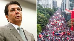 'Não vi nenhuma manifestação que tivesse um relevante apoio popular', diz relator da reforma da