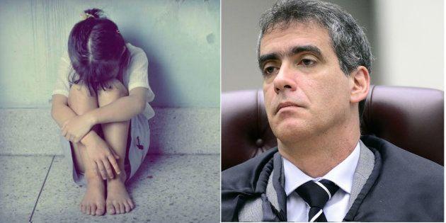 Rogério Schietti ajudou na elaboração de um parecer que propõe diminuir a pena para casos de estupro...