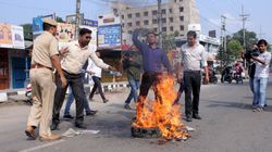 Bharat Bandh: Clashes In Bengal; Buses Off Roads In Mumbai,