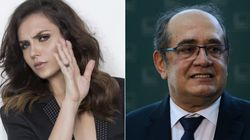 Fim da briga: Monica Iozzi terá de pagar R$ 30 mil a Gilmar