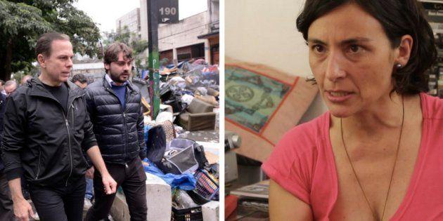 Ex-secretária de Assistência Social, Soninha Francine fala sobre projeto Redenção e ações na