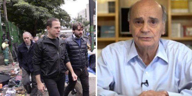 Drauzio Varella rebate prefeitura de SP sobre internação compulsória: 'Meu nome foi usado