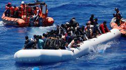 Cerca de 3 mil migrantes foram resgatados pela Itália em apenas 1