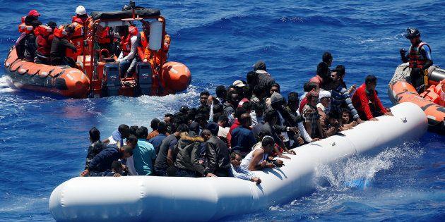 Desde o começo do ano, a península já acolheu 85.217 migrantes resgatados no
