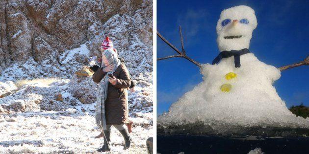 A frente fria vinda da Argentina chegou com tudo no Sul do Brasil e até nevou em quatro cidades dos estados...