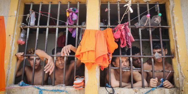 Complexo Penitenciário de Pedrinhas, no