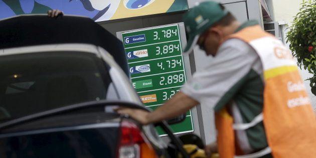 Decreto do presidente Michel Temer aumentou R$ 0,41 o litro da