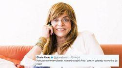 Gloria Perez foi acusada de 'idolatrar o tráfico'. E deu a melhor resposta no
