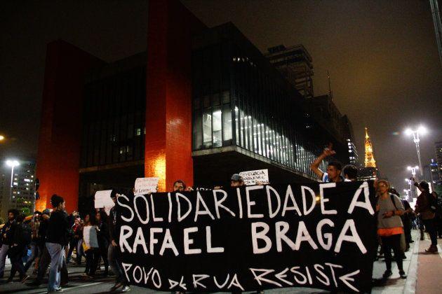 'Ele tem consciência da injustiça que está sofrendo', diz advogado de Rafael