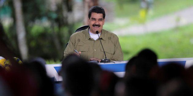Presidente da Venezuela convocou Constituinte para reescrever a Constituição do