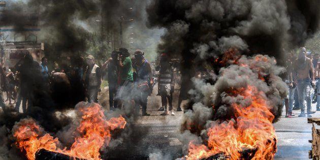 Mais de 100 pessoas já morreram nesta onda de protestos na