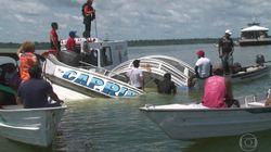 O naufrágio no Pará e o risco das travessias em barcos superlotados em rios do