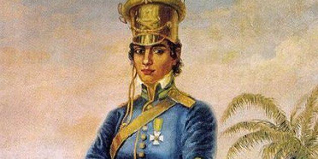 Foi a primeira mulher a integrar o Exército, na campanha da Bahia pela independência do