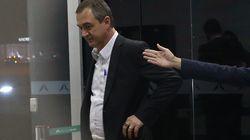 Joesley Batista e Ricardo Saud se entregam à Polícia Federal em São