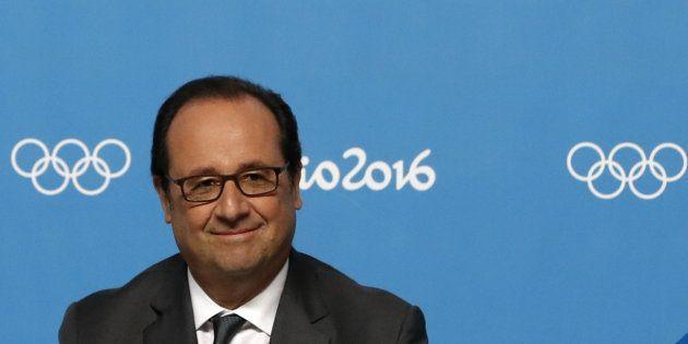 François Hollande: 'Se tudo correr bem, estarei no Estádio da França para acompanhar esse momento