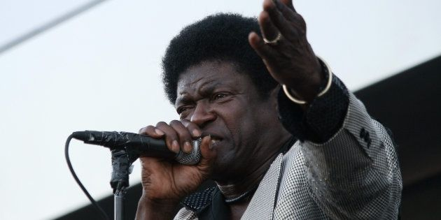 Charles Bradley & The Manahan Street Band, no Vienna Jazz, em