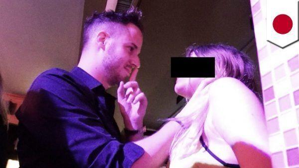 Técnica de Julien Blanc inclui pegar mulheres pelo