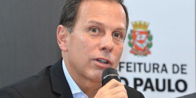 O objetivo, segundo Doria, é reverter R$ 9 bilhões durante a sua gestão em outras áreas