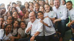 Com alfinetada em Doria, Alckmin se apresenta como tucano preparado para ser