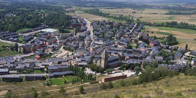 Llivia é um município espanhol cercado por território