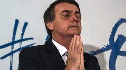 Bolsonaro diz que não ataca gays e quer ministros militares se