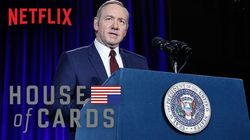 Netflix demite Kevin Spacey de 'House of Cards' após denúncias de