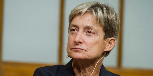 Butler, de 61 anos, é autora de 'Problemas de Gênero' (1990) e de 'Caminhos Divergentes'