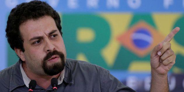 Guilherme Boulos foi chamado