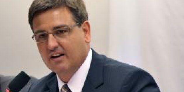 O delegado Fernando Segóvia será o novo diretor-geral da Polícia