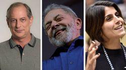 Ciro rejeita chapa com Lula e Manuela: 'Estou cansado de balançar a cabeça em nome de