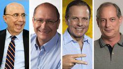 Estes são os 4 presidenciáveis mais reprovados pela população