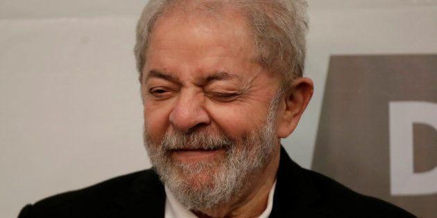 Lula inicia caravana no Espírito Santo: 'Eu quero voltar a ser o Lulinha Paz e