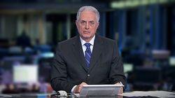 TV Globo anuncia saída de jornalista William Waack após comentário racista em