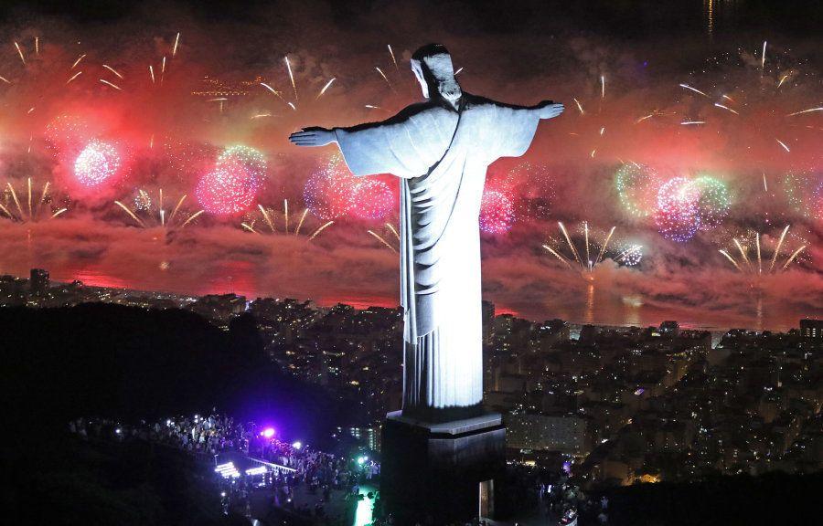 A chegada de 2018 no Brasil e no