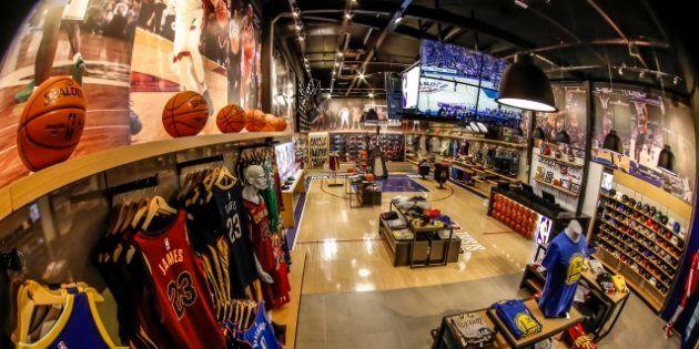 NBA já tem lojas no Rio de Janeiro, Mogi das Cruzes e
