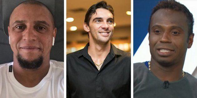Roberto Carlos, Giba e Edílson Capetinha são alguns dos ex-jogadores que deixaram de pagar