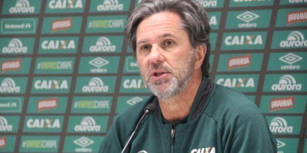 Caio Júnior foi uma das 71 vítimas do acidente com o voo da Chape em