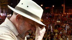 Ovos e pedradas: O pesadelo que se tornou a Caravana de Lula pelo Sul do