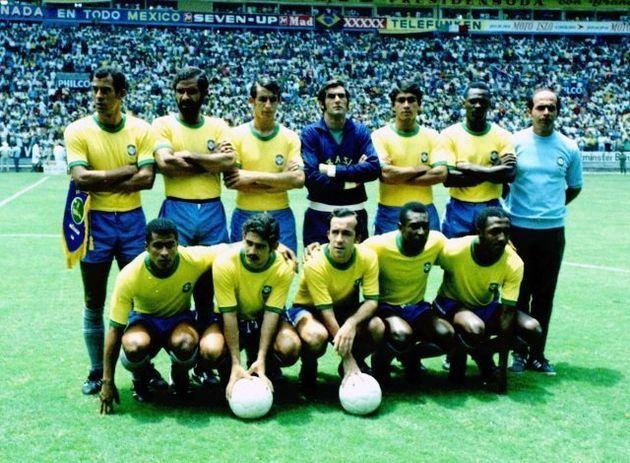 Seleção de 1970 é considerada uma das melhores da História do futebol