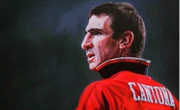 Cantona se aposentou um ano antes de a França ser campeã do