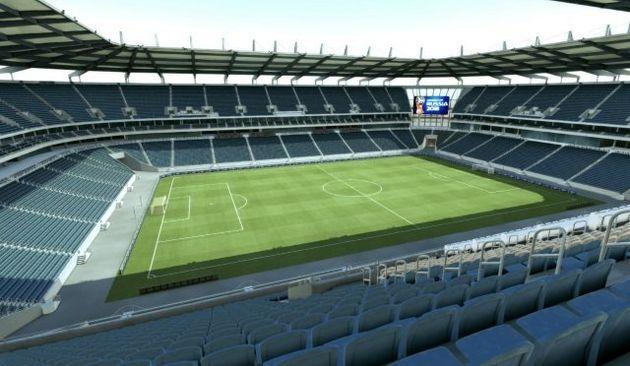 Palco da estreia brasileira na Copa, Arena Rostov deverá ter temperatura amena em